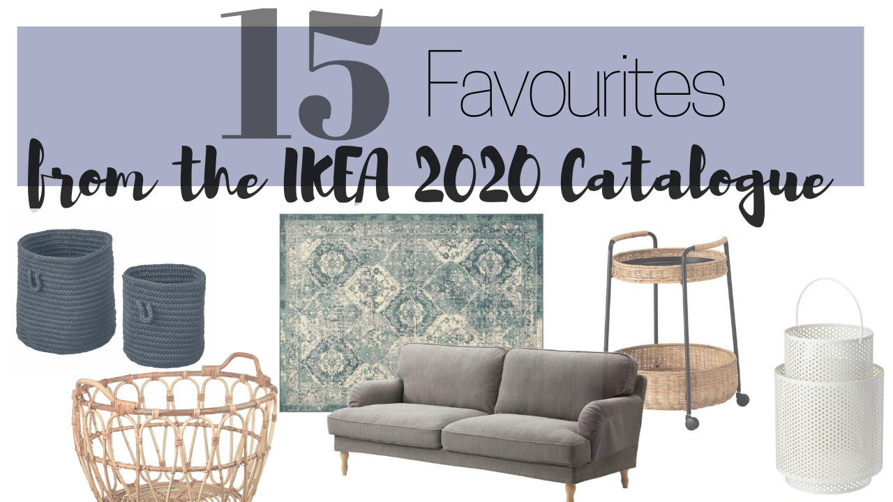 15 Favourites from IKEA's 2020 Catalogue