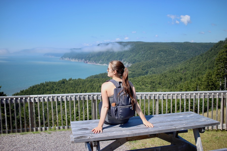 Spending a Day at the Fundy Trail Parkway